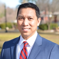 Bergenfield Mayor Arvin Amatorio